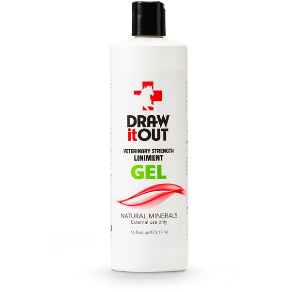 Veterinary Strength Draw It Out Gel