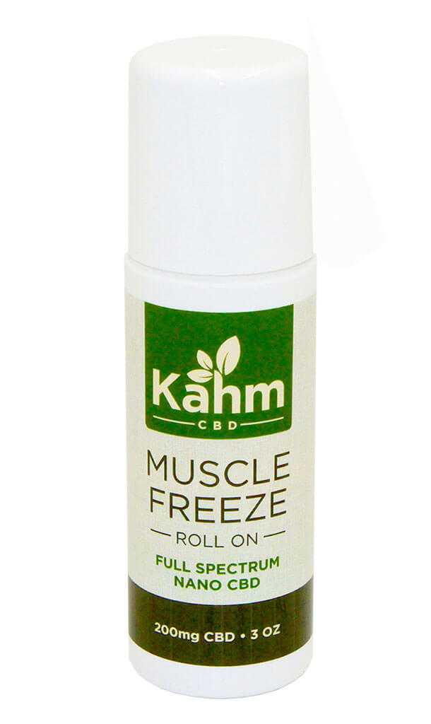 CBD Muscle Freeze Roll-On for People