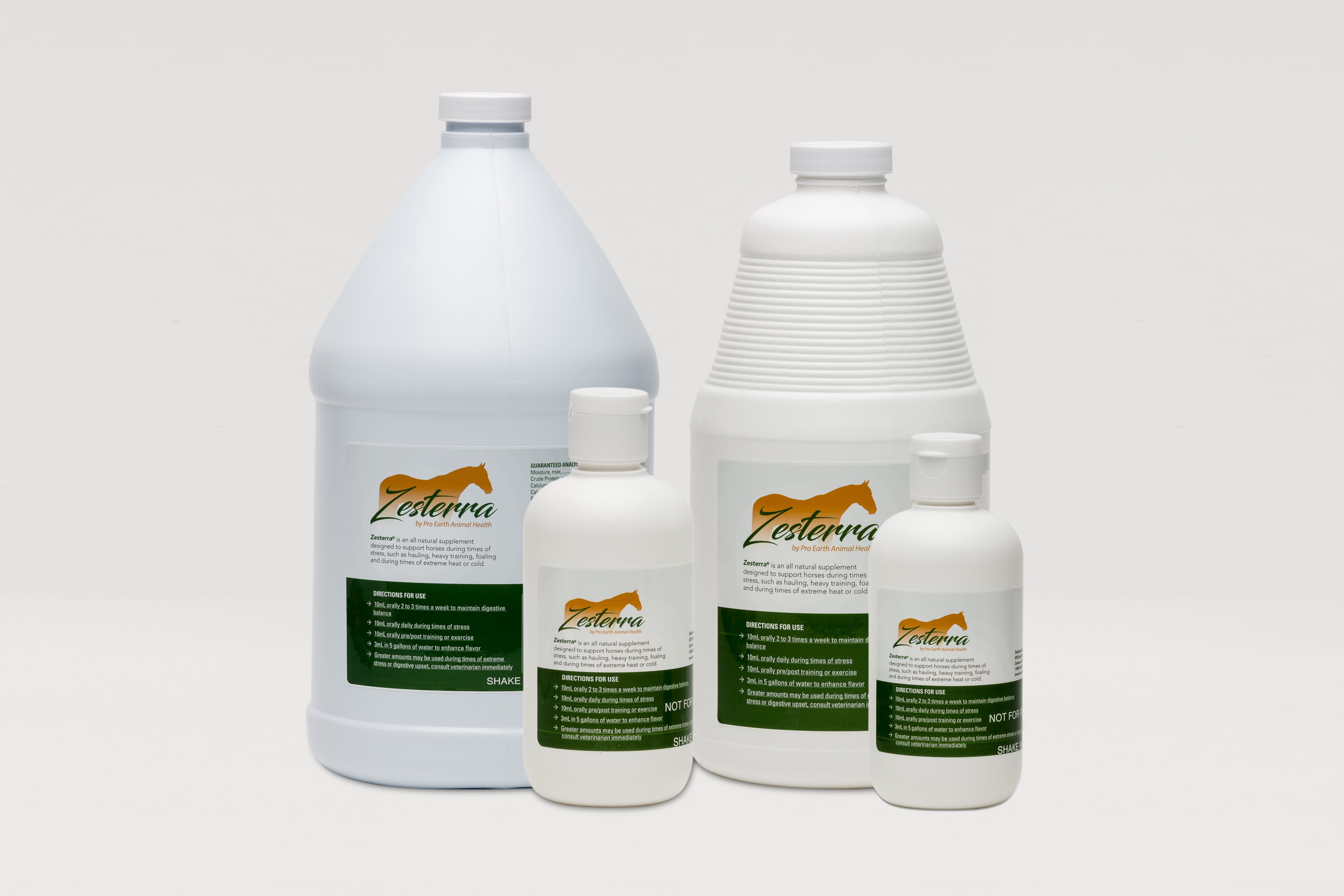 Zesterra 500 ml bottle